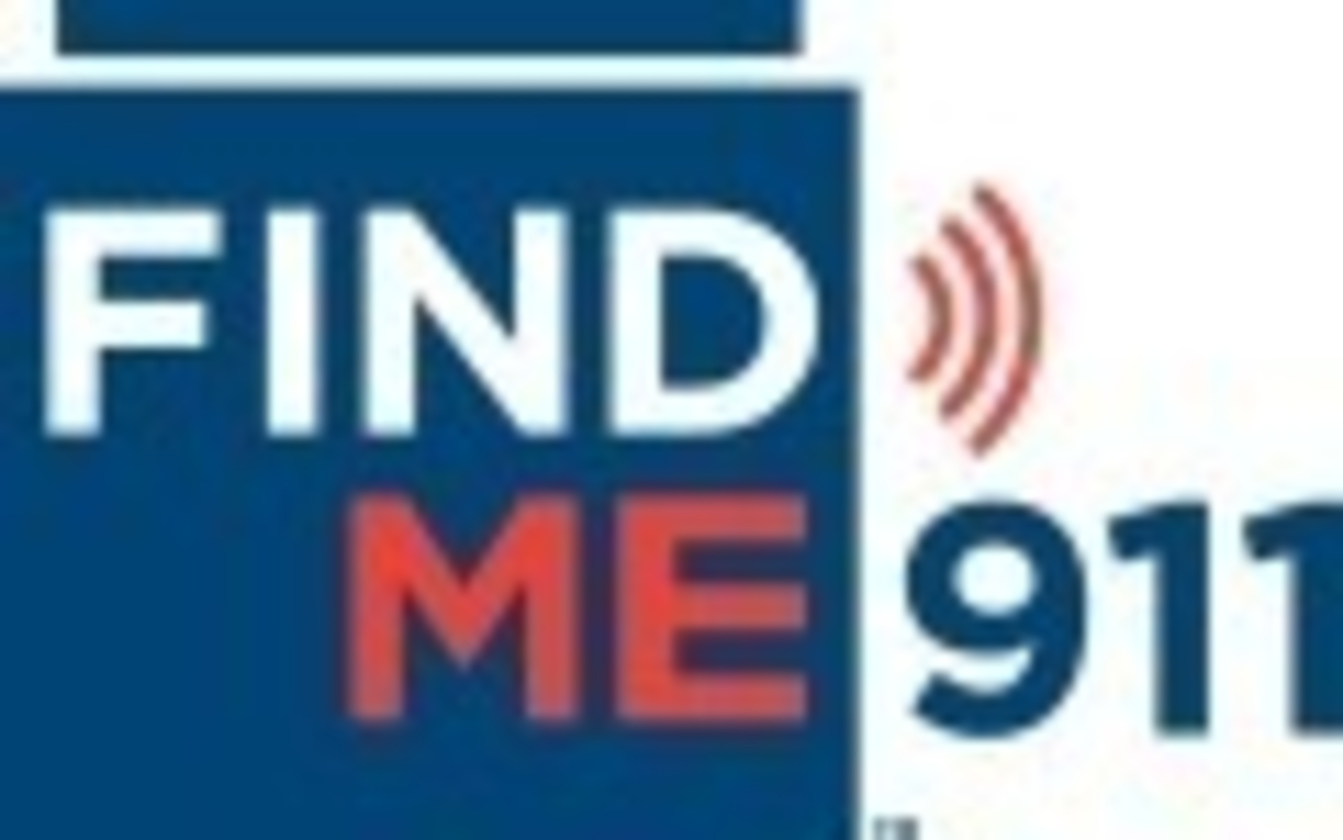 Find Me 911 Logo (PRNewsFoto/Find Me 911 Coalition)