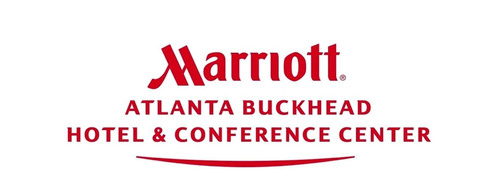 Atlanta Marriott Buckhead Hotel Logo.  (PRNewsFoto/Atlanta Marriott Buckhead Hotel and Conference Center)