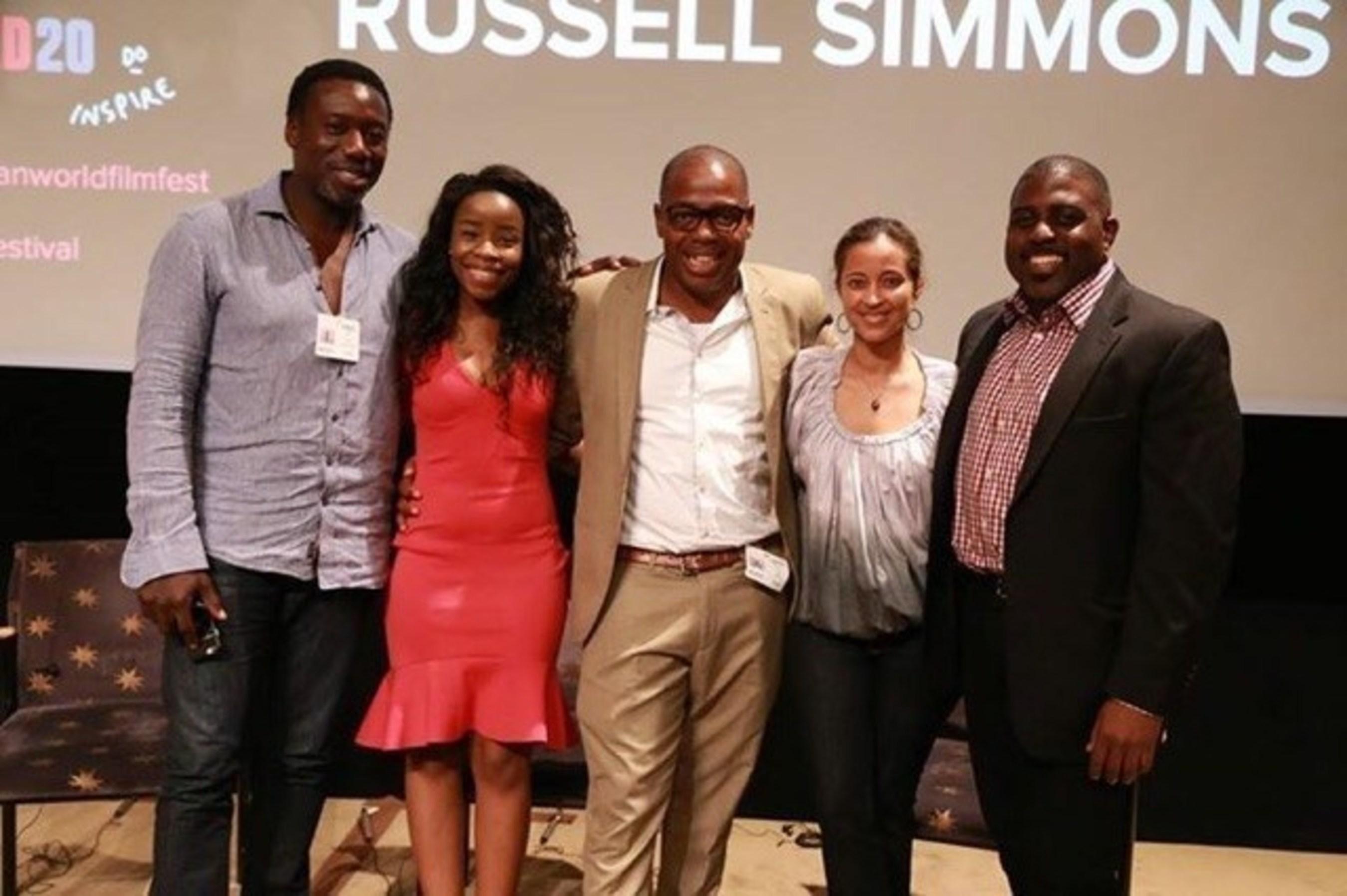 Africa Creative Agency Shines at 2016 UrbanWorld Film Festival