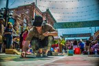 Denver Chalk Art Festival takes place June 4-5 on Larimer Square in Downtown Denver. Credit: Evan Semon.