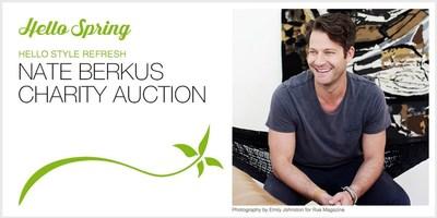 Nate Berkus eBay Charity Auction