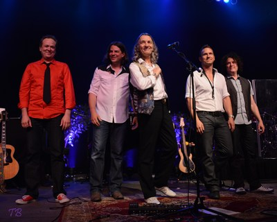 Legendary Roger Hodgson, original singer-songwriter from Supertramp, on tour. (PRNewsFoto/Harmonic Management)