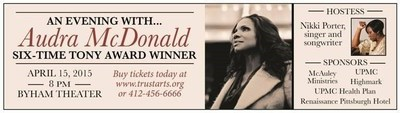Audra McDonald Live in Pittsburgh