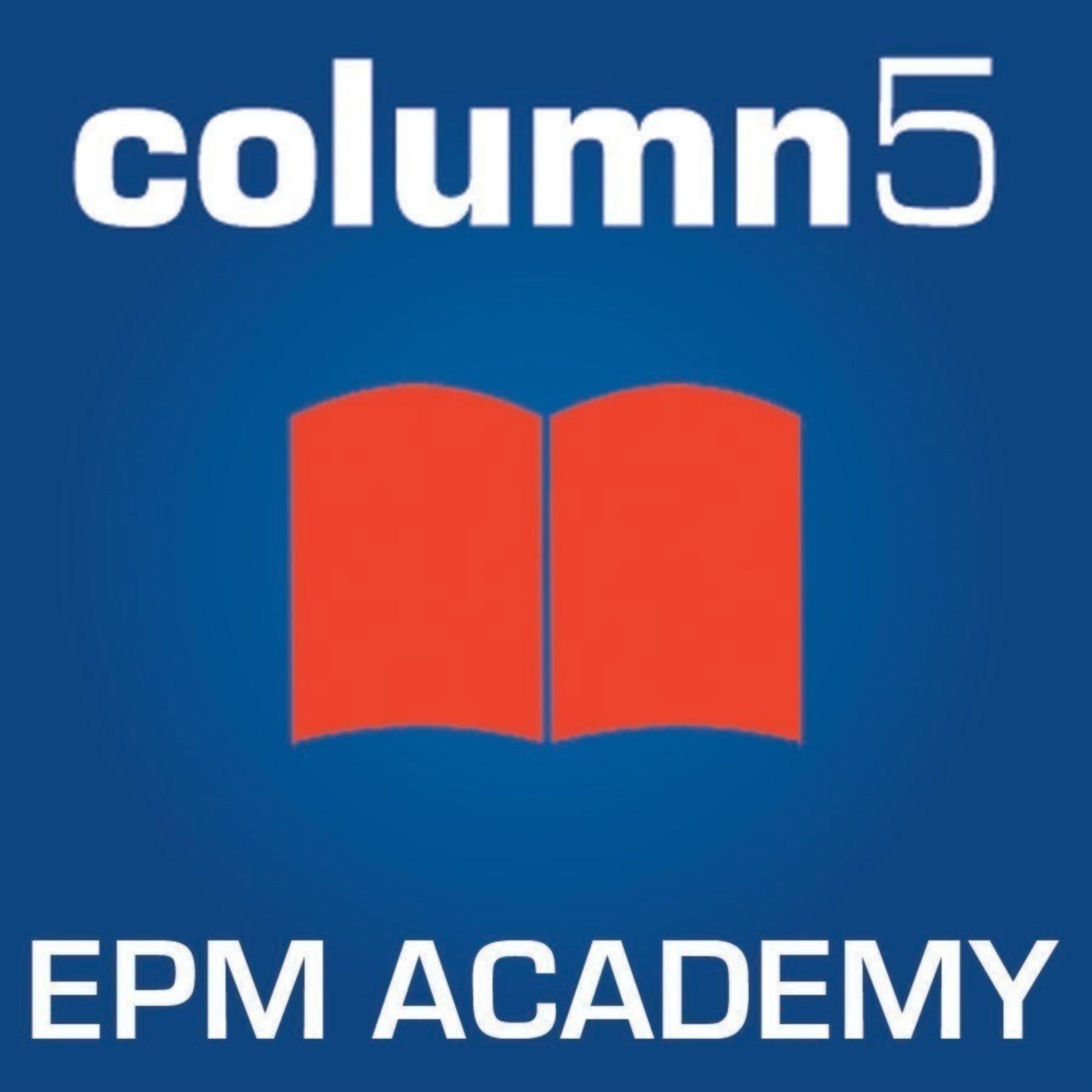 Column5 Consulting EPM Academy Wins Platinum MarCom Award