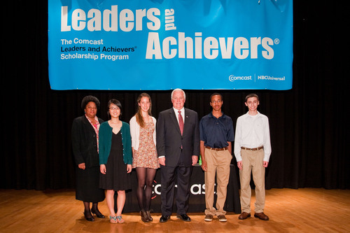 Comcast Awards $173,000 In Scholarships To Pennsylvania High School Seniors