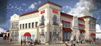 UNIQLO Disney Springs rendering