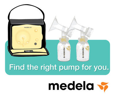 Find an insurance-covered breastpump at breastfeedinginsurance.com.  (PRNewsFoto/Medela)