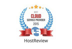 HostReview Best Cloud Service Provider 2015