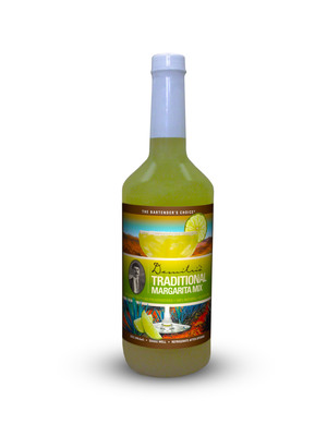 Demitri's Gourmet Mixes: All-Natural Margarita Mix.  (PRNewsFoto/Demitri's Gourmet Mixes, Inc.)