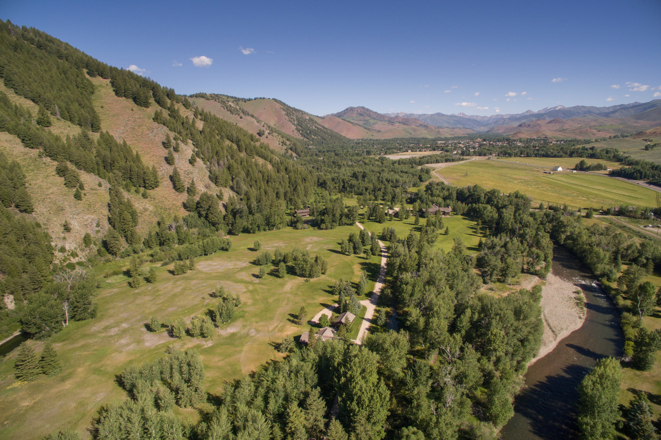 Concierge Auctions To Sell A Rocky Mountain Property Like No Other -- Unmatched Privacy, Proximity & Acreage In One Of The World's Premier Ski Resorts: Sun Valley, Idaho