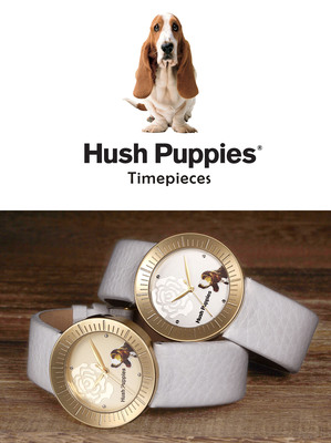 Hush Puppies Timepieces - Logo + Orbz Watches