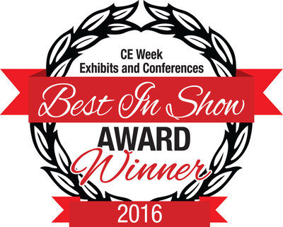 Epson Pro Cinema 6040UB Wins Best in Show at CE Week 2016