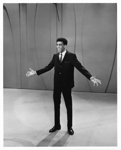 Richard Pryor appears on ED SULLIVAN'S COMEDY LEGENDS this August on PBS.  (PRNewsFoto/SOFA Entertainment)