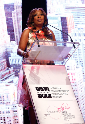 Star Jones at NAPW 2014 (PRNewsFoto/NAPW)