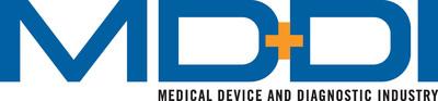 Medical Device & Diagnostic Industry (MD DI).  (PRNewsFoto/UBM Canon)