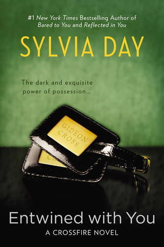 Sylvia Day's Entwined with You - Available Now.  (PRNewsFoto/Sylvia Day)