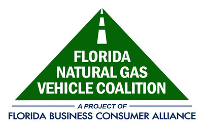 Florida Natural Gas Vehicle Coalition Logo.  (PRNewsFoto/Florida Natural Gas Vehicle Coalition)