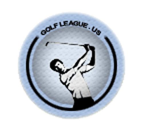 GolfLeague.us logo. (PRNewsFoto/GolfLeague.us) (PRNewsFoto/GOLFLEAGUE.US)