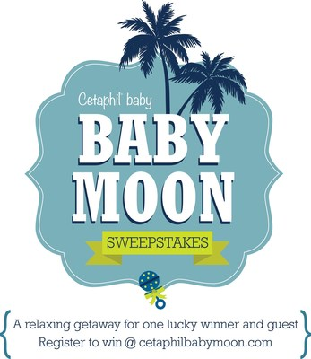Cetaphil Announces Winner of the Cetaphil Baby Babymoon Sweepstakes