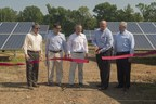 Leaders from Georgia Power, Southern Wholesale Energy, United Renewable Energy LLC and Dalton Utilities gathered this past week for a ribbon-cutting to mark the latest expansion of the Dalton Solar Plant in Dalton, Ga.