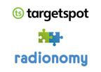 Radionomy and TargetSpot Combine.  (PRNewsFoto/Radionomy)