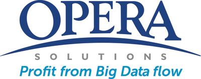 The leading global Big Data science and predictive analytics company. (PRNewsFoto/Opera Solutions) (PRNewsFoto/OPERA SOLUTIONS)