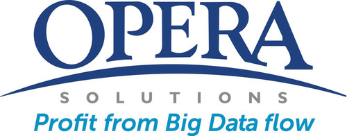 The leading global Big Data science and predictive analytics company.  (PRNewsFoto/Opera Solutions)