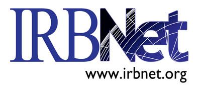IRBNet logo www.IRBNet.org.  (PRNewsFoto/IRBNet)