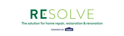 Resolve powered by Lowe's