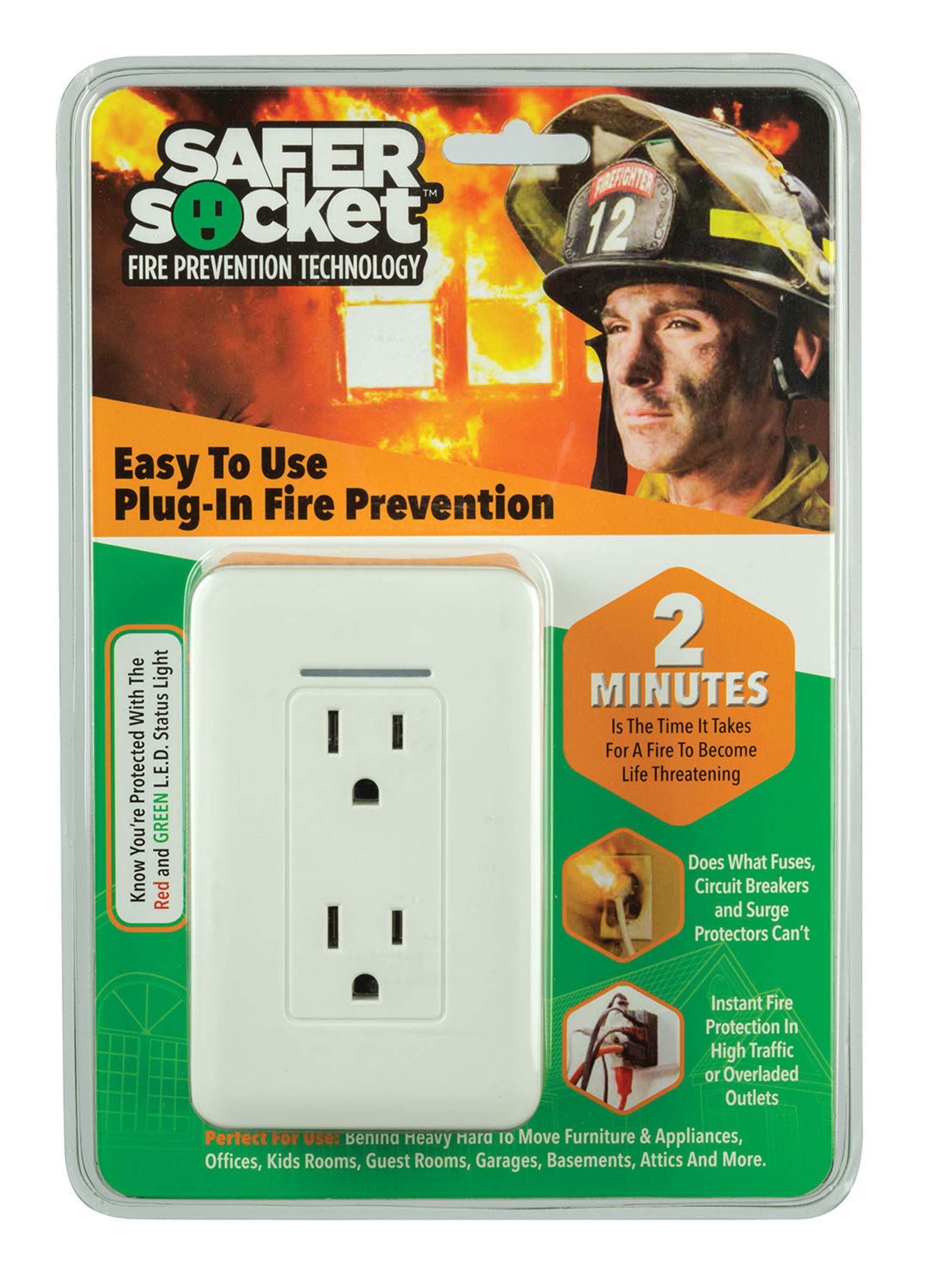 Twin-Star International Makes Safer Socket™ Available in Retail Stores
