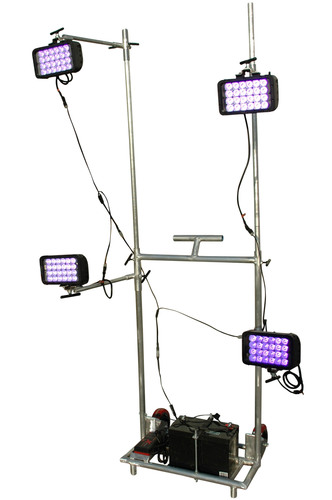 Larson Electronics Launches Ultraviolet LED Light Curing System for Coatings Industry