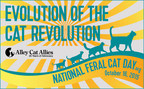 National Feral Cat Day® Celebrated Worldwide Oct. 16