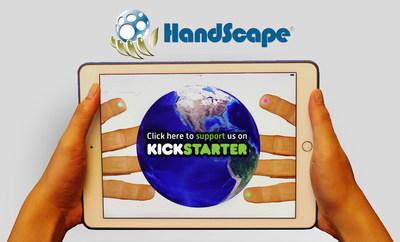 HandyCase makes iPad transparent