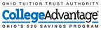 Ohio Tuition Trust Authority CollegeAdvantage logo