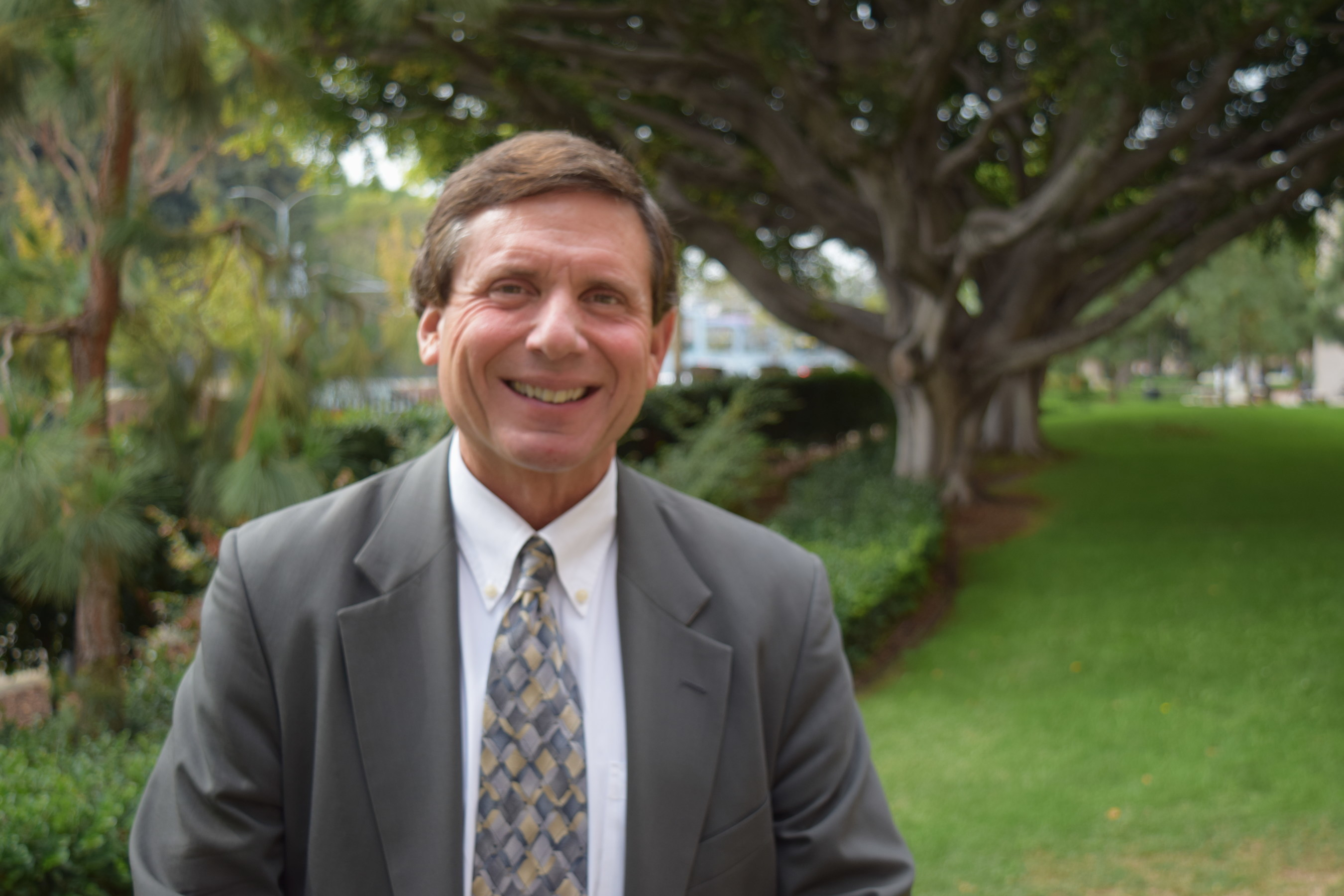 Brian Peck is the director of USC's Center for Transnational Law and Business