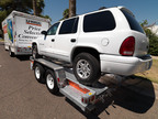 U-Haul auto transport: The best way to get your vehicle to and from Barrett-Jackson in Scottsdale, Arizona. (PRNewsFoto/U-Haul) (PRNewsFoto/U-HAUL)
