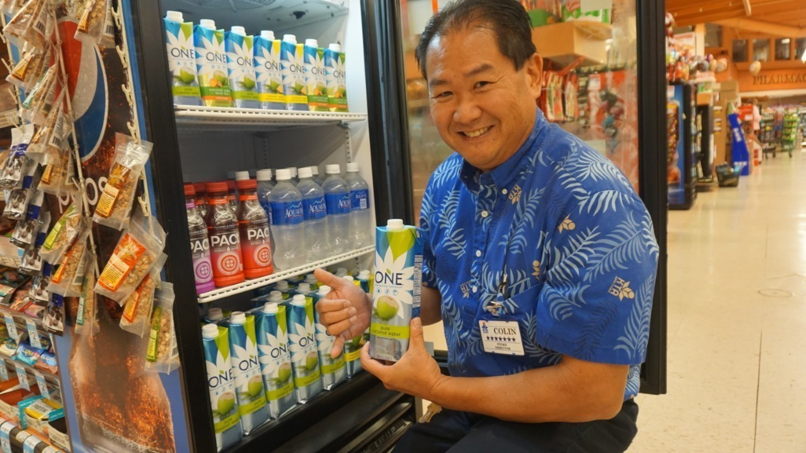 The sale of bottled water, fruit, and nuts are on the rise at KTA, a Blue Zones Project Approved grocery store in Waimea, Hawaii. Store director Colin Miura stocks a new end cap designed to nudge shoppers to choose water over sugary sodas. Grocers like KTA are adopting best practices throughout their stores that benefit customer well-being while giving stores a competitive edge. Grocery stores are an important part of Blue Zones Project, a nationwide well-being improvement initiative based on lifestyles...