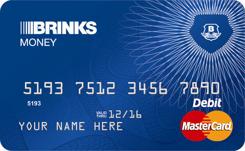 Brink's to Launch Branded Prepaid Payroll Card