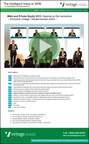 VIDEO NOW AVAILABLE: M&A experts answer 12 questions on the current business environment for mergers and acquisitions.