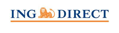 ING DIRECT logo.  (PRNewsFoto/ING DIRECT)