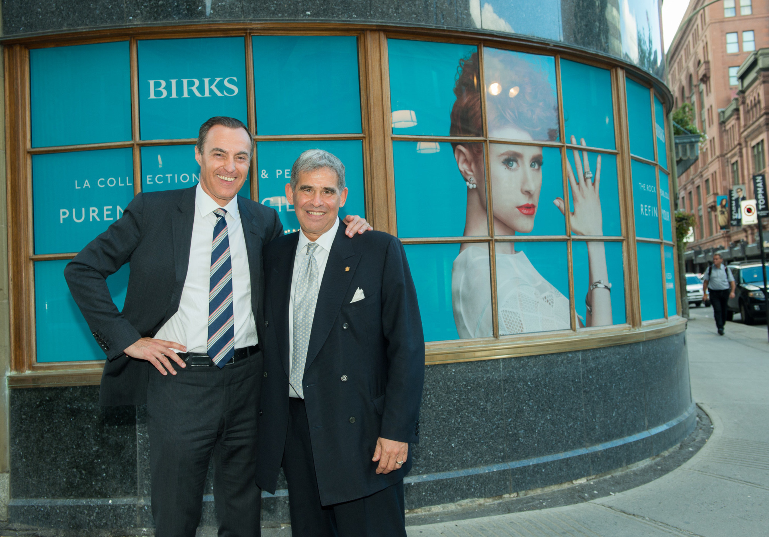 Birks Group and Rideau announce strategic alliance: Rideau acquires Birks Corporate Sales Division