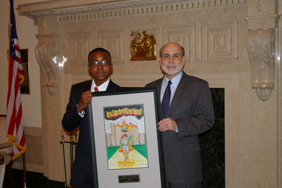 Ninth Grade South Florida Student Wins National Financial Literacy Poster Contest