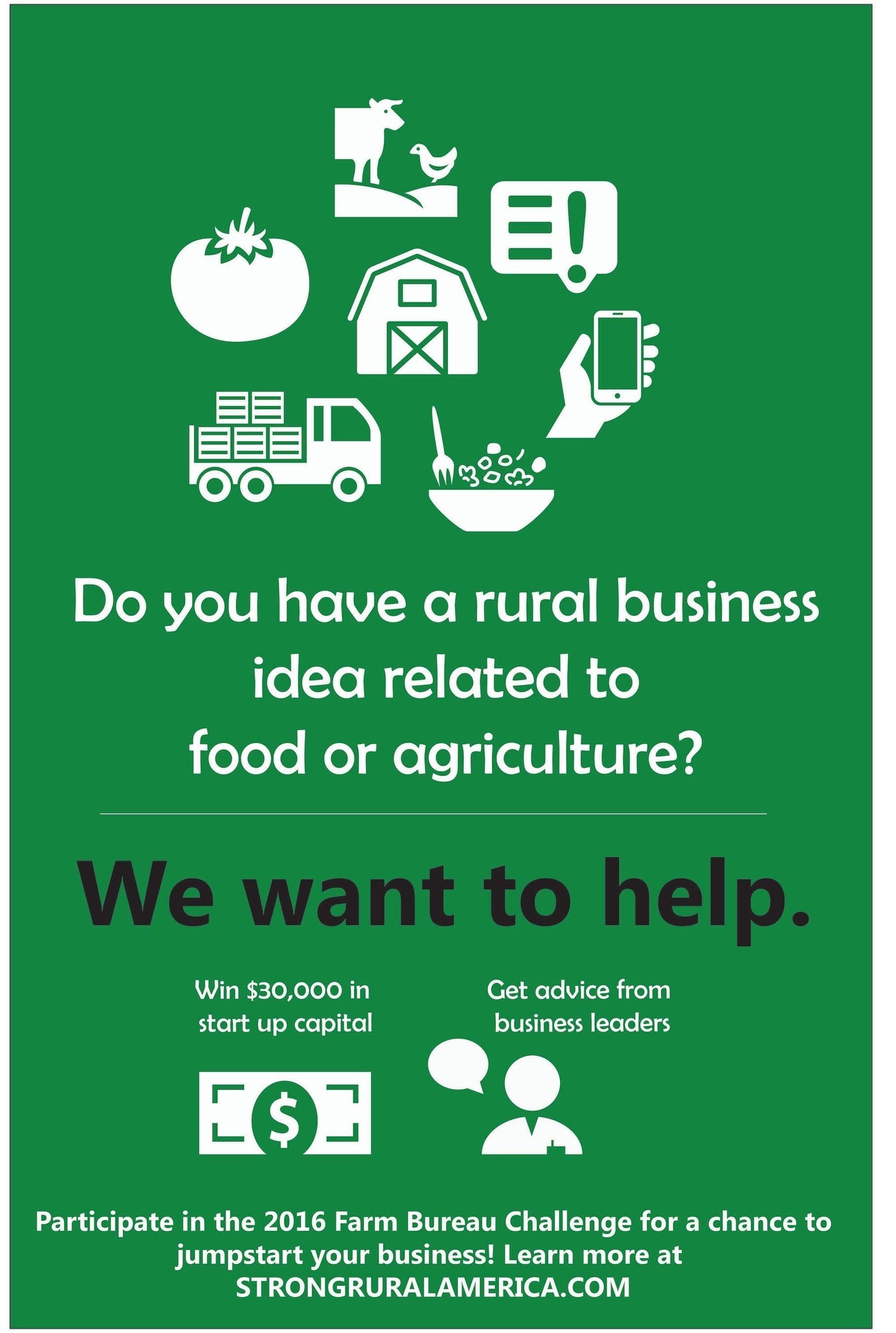 Farm Bureau Entrepreneurship Challenge