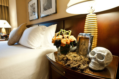 Loews Hotels Scares Up Some Fun With Party City.  (PRNewsFoto/Loews Hotels)