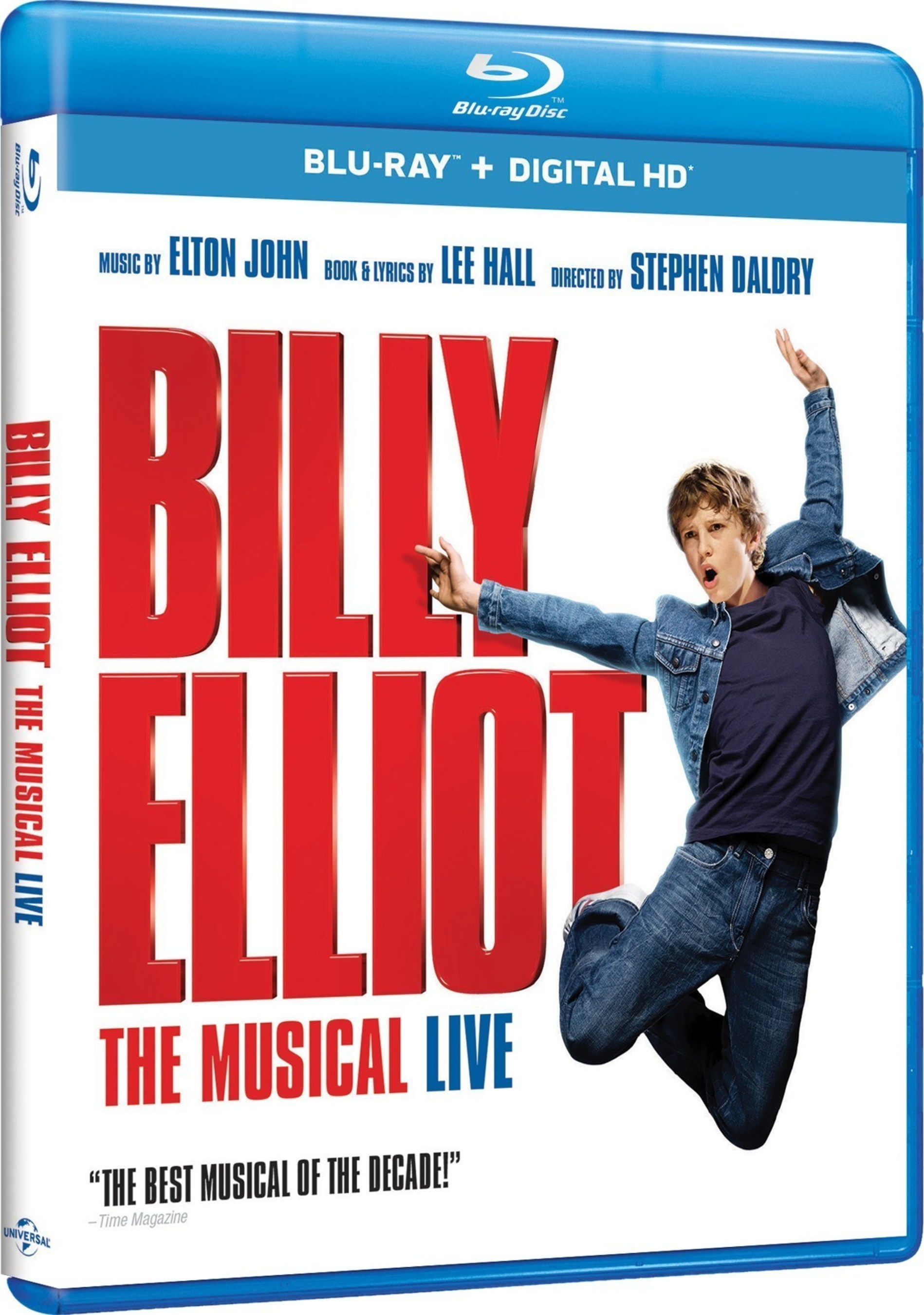 From Universal Pictures Home Entertainment: Billy Elliot: The Musical Live
