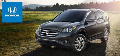 Howdy Honda has the 2014 Honda CR-V in stock now.  (PRNewsFoto/Howdy Honda)