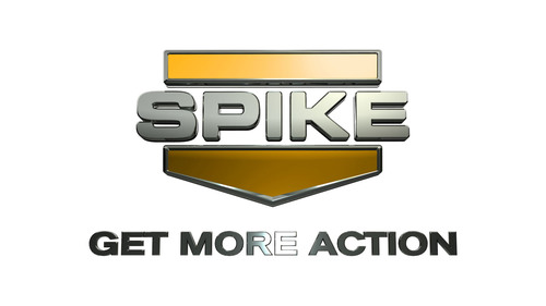 Spike TV's new logo and tagline. (PRNewsFoto/Spike TV)