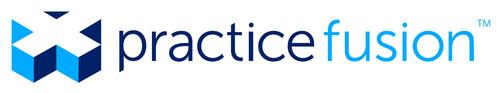 practice fusion logo.  (PRNewsFoto/Practice Fusion)