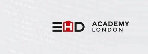 EHD Academy London Logo (PRNewsFoto/EHD Academy London) (PRNewsFoto/EHD Academy London)