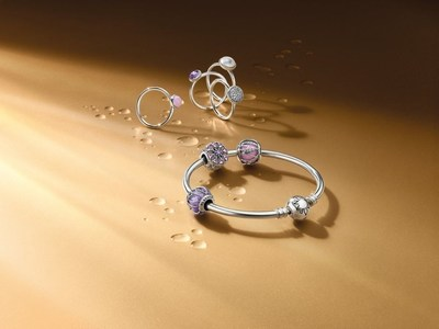 """Pandora Jewelry Celebrates The Unique Style Of Every Woman With The Introduction Of """"The Look Of You"""""""